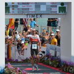 Bart Aernouts finish Hawaii 2017