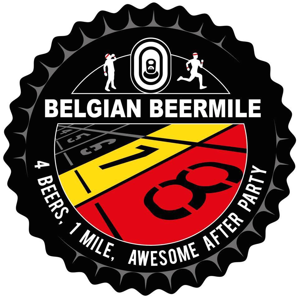 Belgian Beermile logo