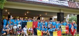 Alle 71 Belgen in Hawaii op een rijtje