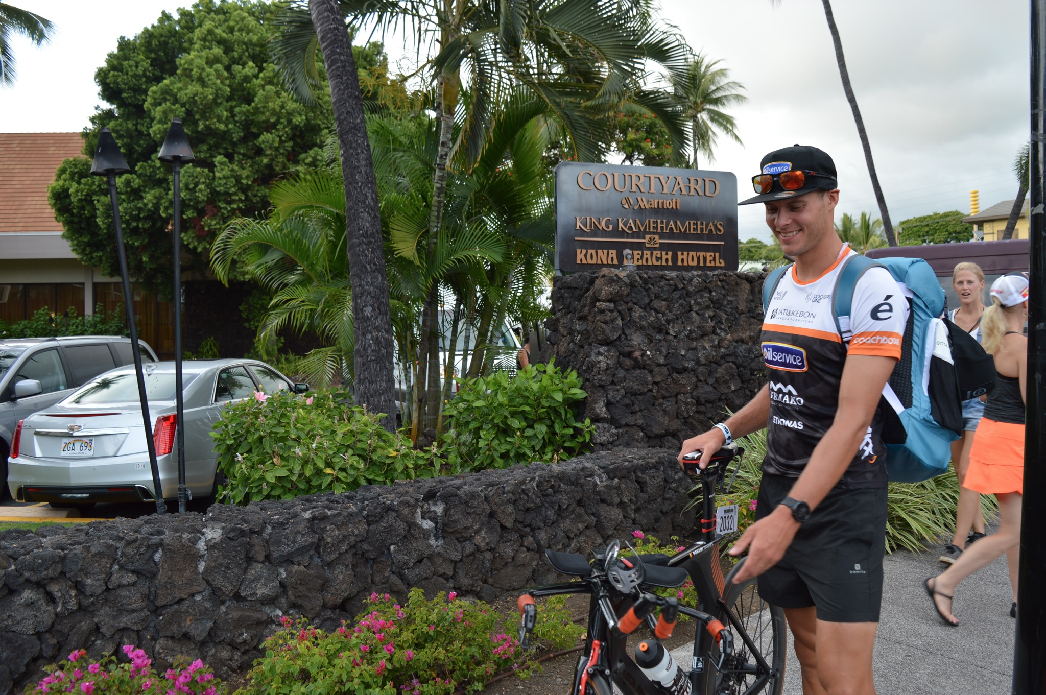 IM Hawaii bike checkDSC_2457