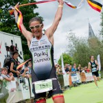 Ilse Geldhof finish