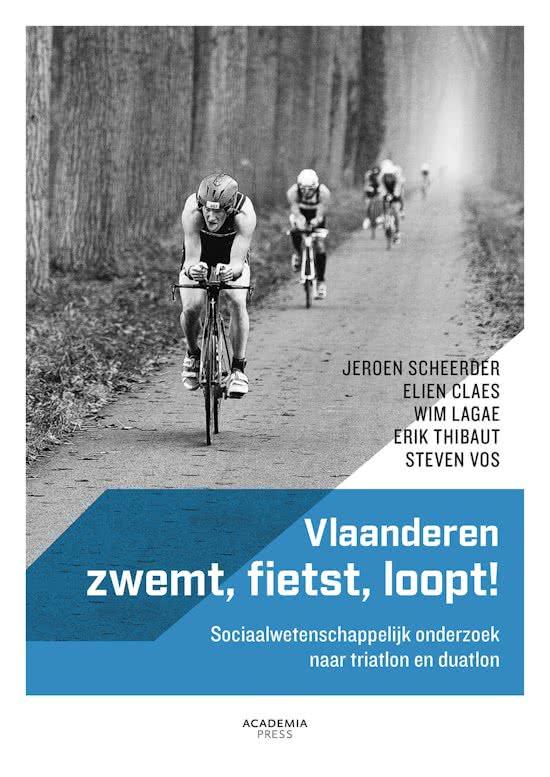 Jeroen Scheerder boek