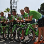 Uplace team 2012 Hawaii Bruno Clerbout