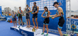 Van Riel en Michel samen op podium in World Cup Tongyeong