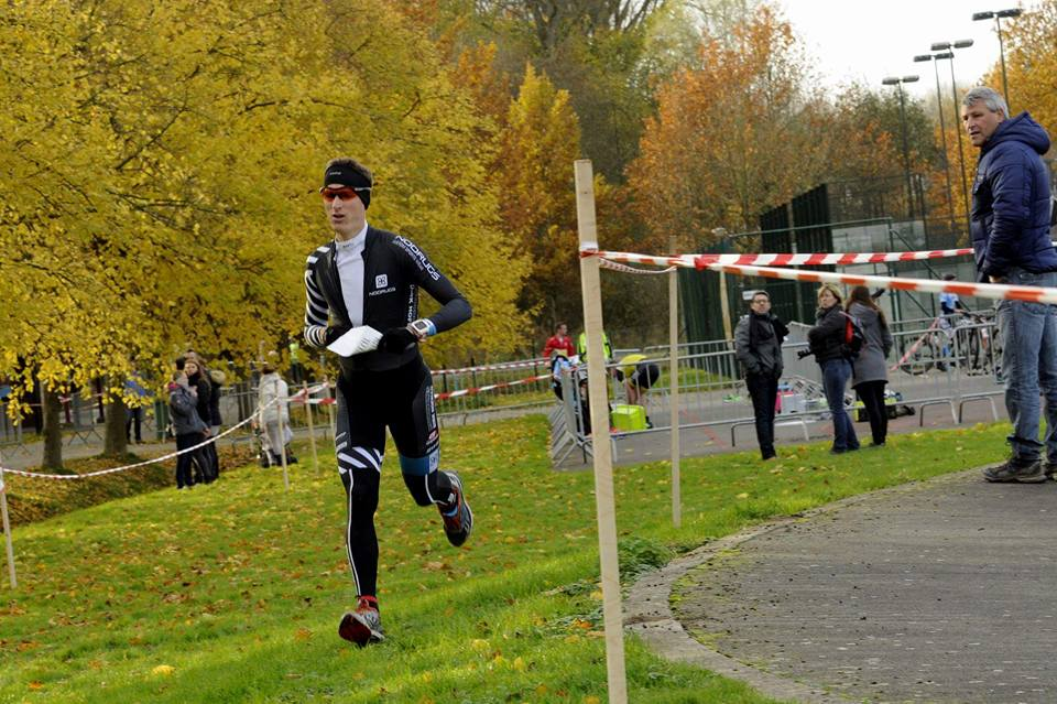 Bart Hofman wint Wachtebeke