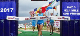Amerikaan wint Ultraman Hawaii in 22u19