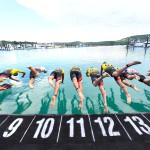 Super League Triathlon in Hamilton (foto: Delly Carr)