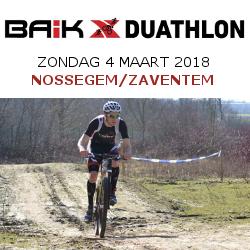 BAIK X Duathlon 2018