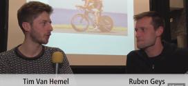"""""""3 uur slapen in een busje voor het WK"""" – Van Hemel interviewt Geys"""