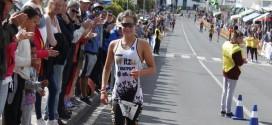 Amber Rombaut opnieuw tweede in Timanfaya