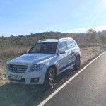 Calpe Vuelta Turistica car
