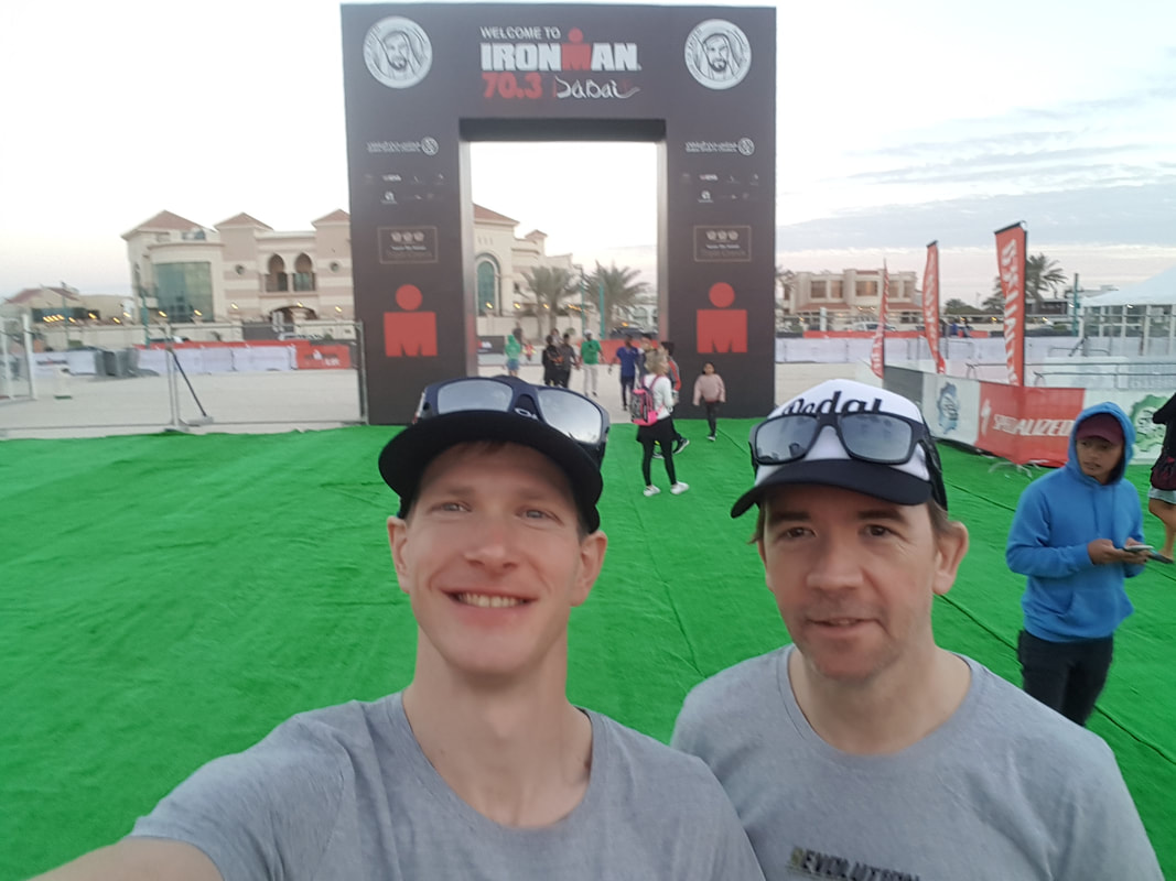 Seppe Odeyn Dubai Stefaan finish