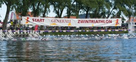 Alweer halve triatlon er bij in België