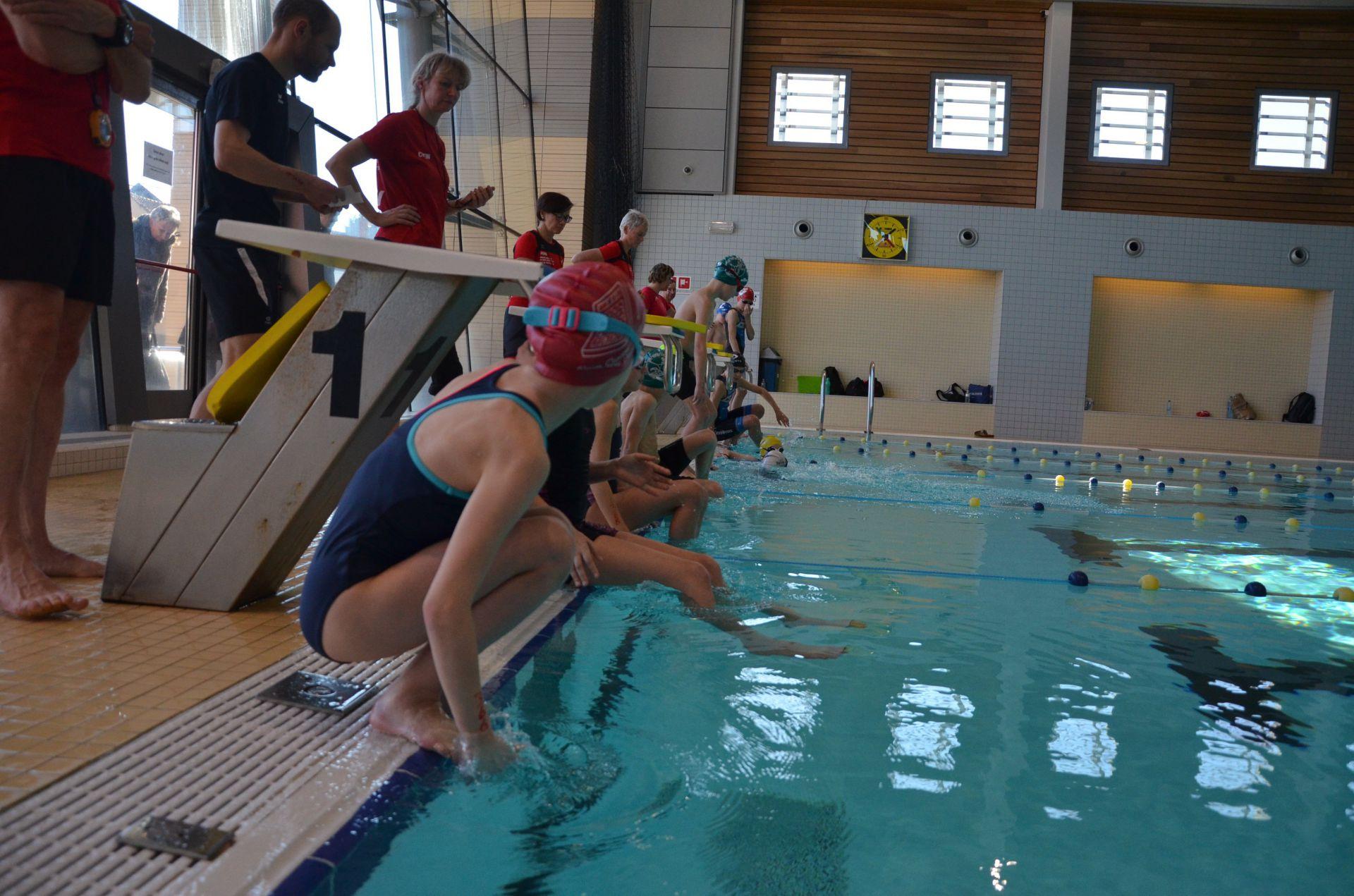 Zwemloop Tribe kids
