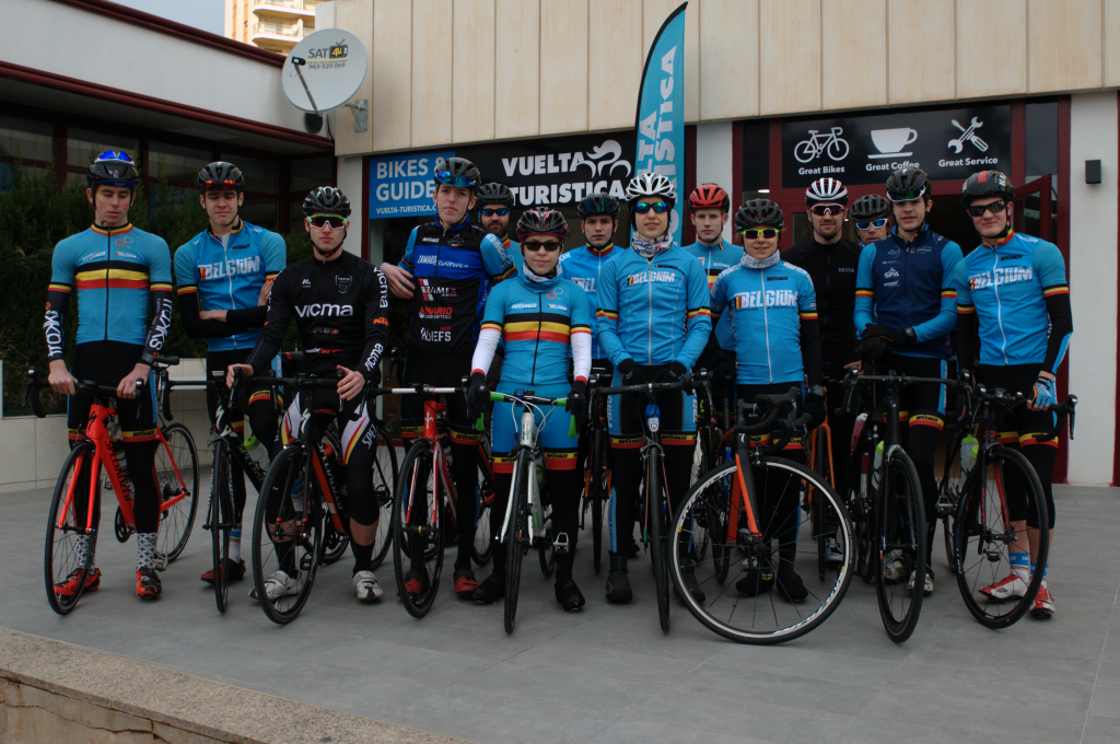 Calpe Triathlon Team Belgium