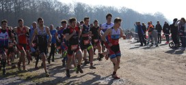 Spannende tweestrijd in cross duathlon des Lacs