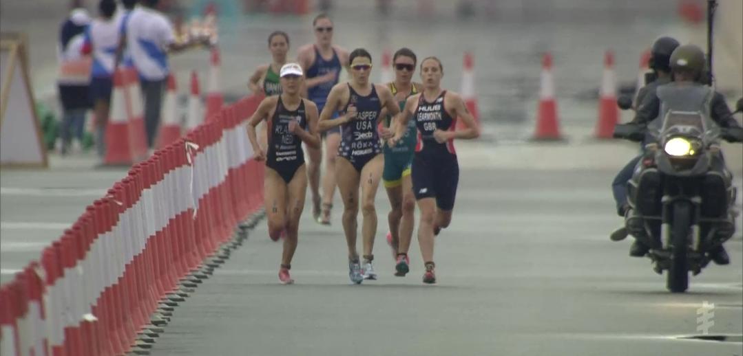 Klamer run Abu Dhabi