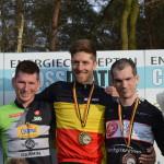 Tim Van Hemel BK Retie podium