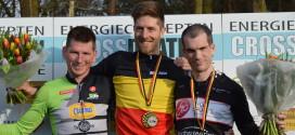 Tim Van Hemel kampioen cross duatlon