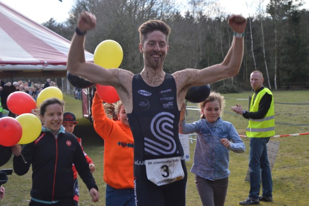 Tim Van Hemel finish BK Retie