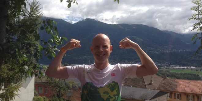Leuvense triatleet plotseling overleden