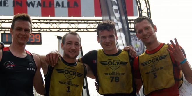 Triatleten ook top in Obstacle Course Running