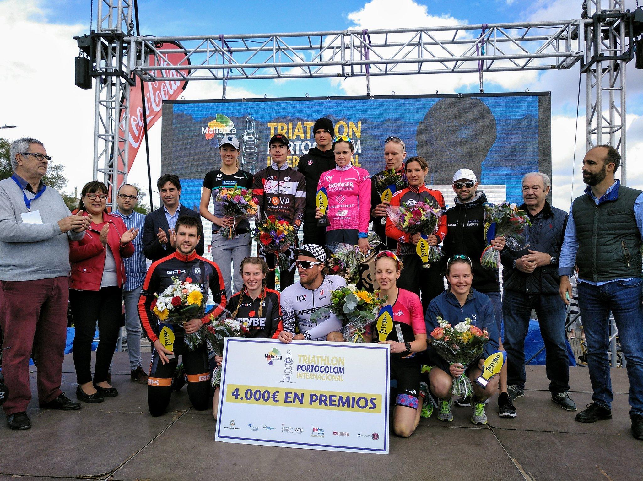 Portocolom podium