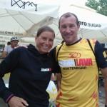 Annick Vande Kerckhove Luc Van Lierde OL Montenegro