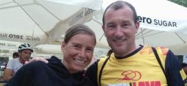 Luc Van Lierde nog eens triatleet, Vande Kerckhove 6de in Montenegro