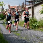 De tweede Atriac ploeg amuseert zich (foto: 3athlon.be/Mario Vanacker)