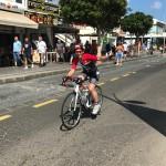 Charlotte Dewinter Lanzarote bike 2018