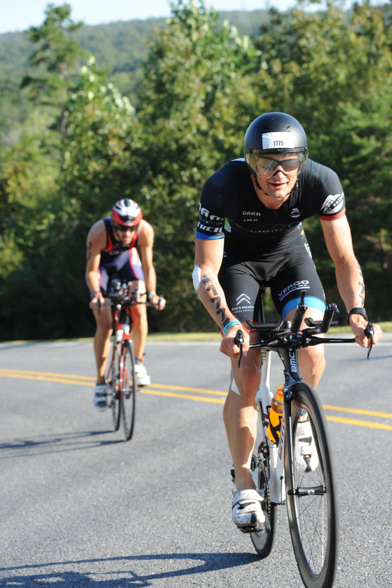 Delbeke Chattanooga Bike 2