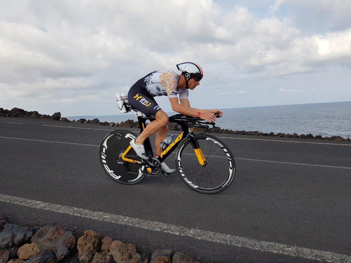Martijn Dekker IM Lanzarote