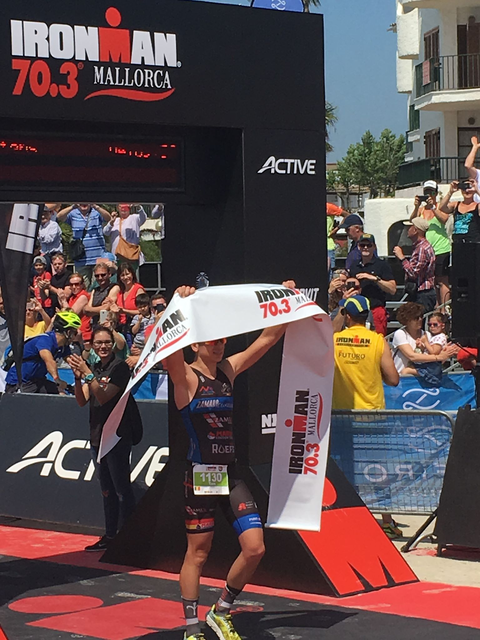 Tom Suetens wint Mallorca