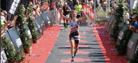 Belgische triatlete wint 5150 Kraichgau