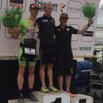 Brugge podium
