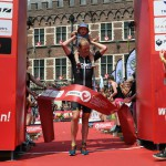 Pieter Heemeryck wint de Skoda Challenge Geraardsbergen (foto: 3athlon.be/Mario Vanacker)