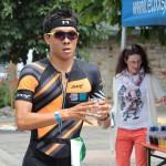 Thibault Duy Thien in de Belman (foto: Belman Triathlon)