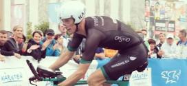 Innerme team in Klagenfurt: Waer 30ste, Baelus finisht 22ste IM