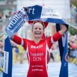 Helle Frederiksen pakt titel voor eigen volk (foto: ITU)