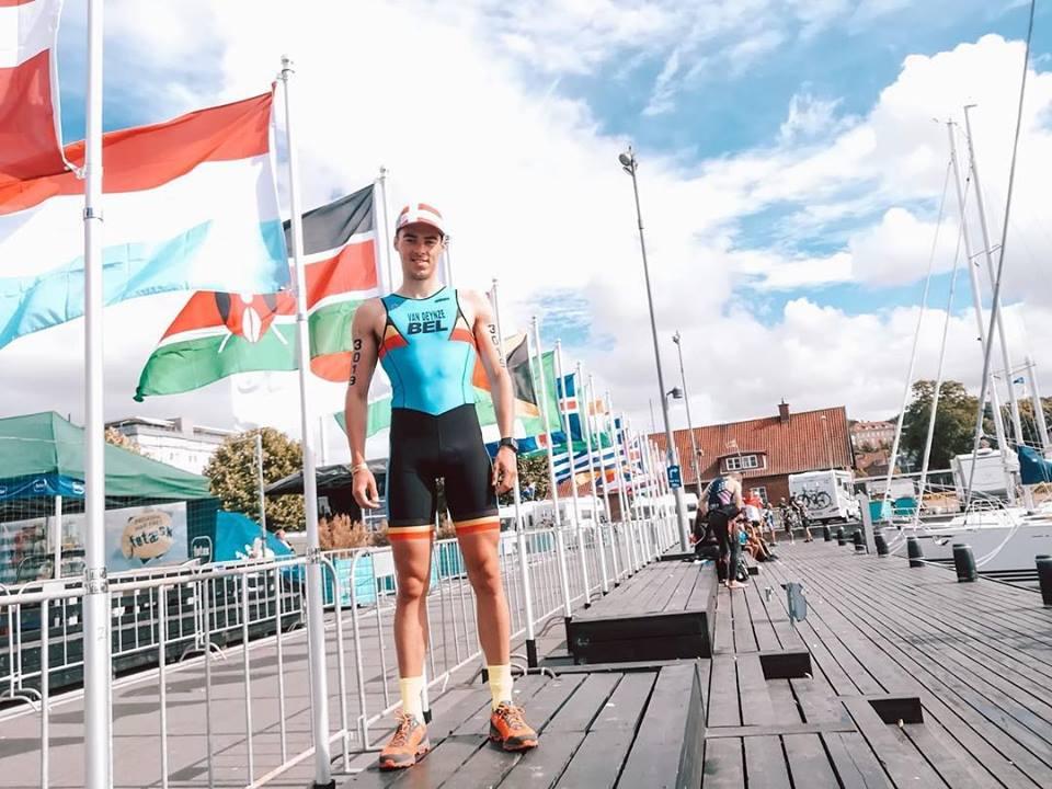 Lucas Van Deynze Denemarken