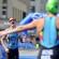 Belgen krijgen gat niet dicht op WK Mixed Team Relay