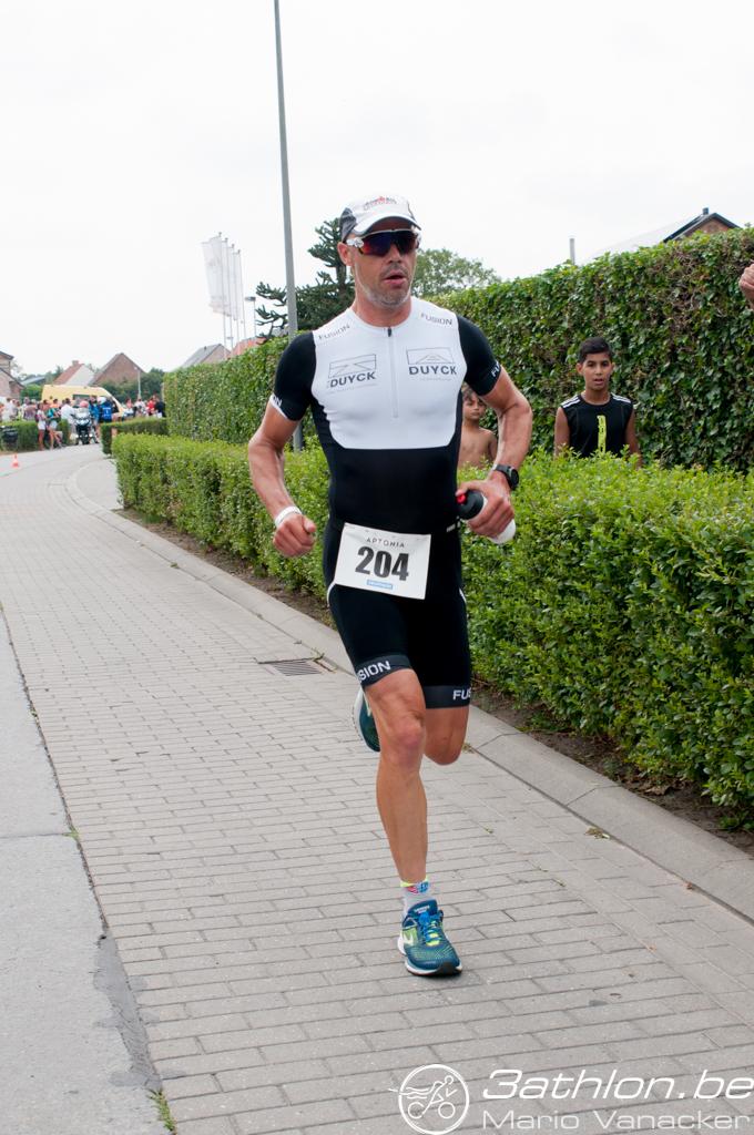 Hans Van Den Buverie (foto: 3athlon.be/Mario Vanacker)