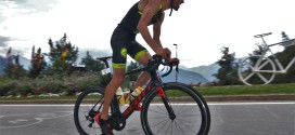 Frankrijk boven op sprinttriatlon Alpe d'Huez