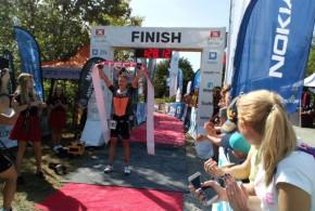 Troy Kiveryn wint Xterra Light in Polen