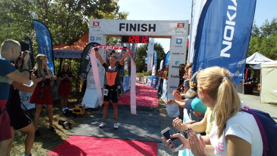 Troy Kiverijn wint Xterra Polen