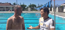 """Romain Guillaume in Kona: """"Spaar je energie voor het lopen"""" (video)"""