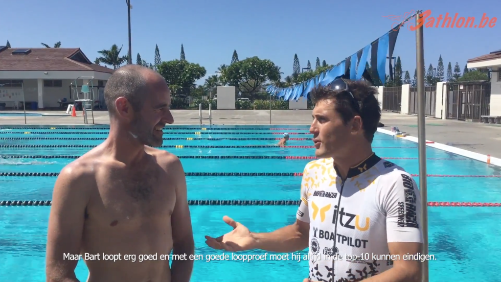 108 Bruce interviewt Romain Guillaume in Kona Garder l energie pour la course a pied YouTube