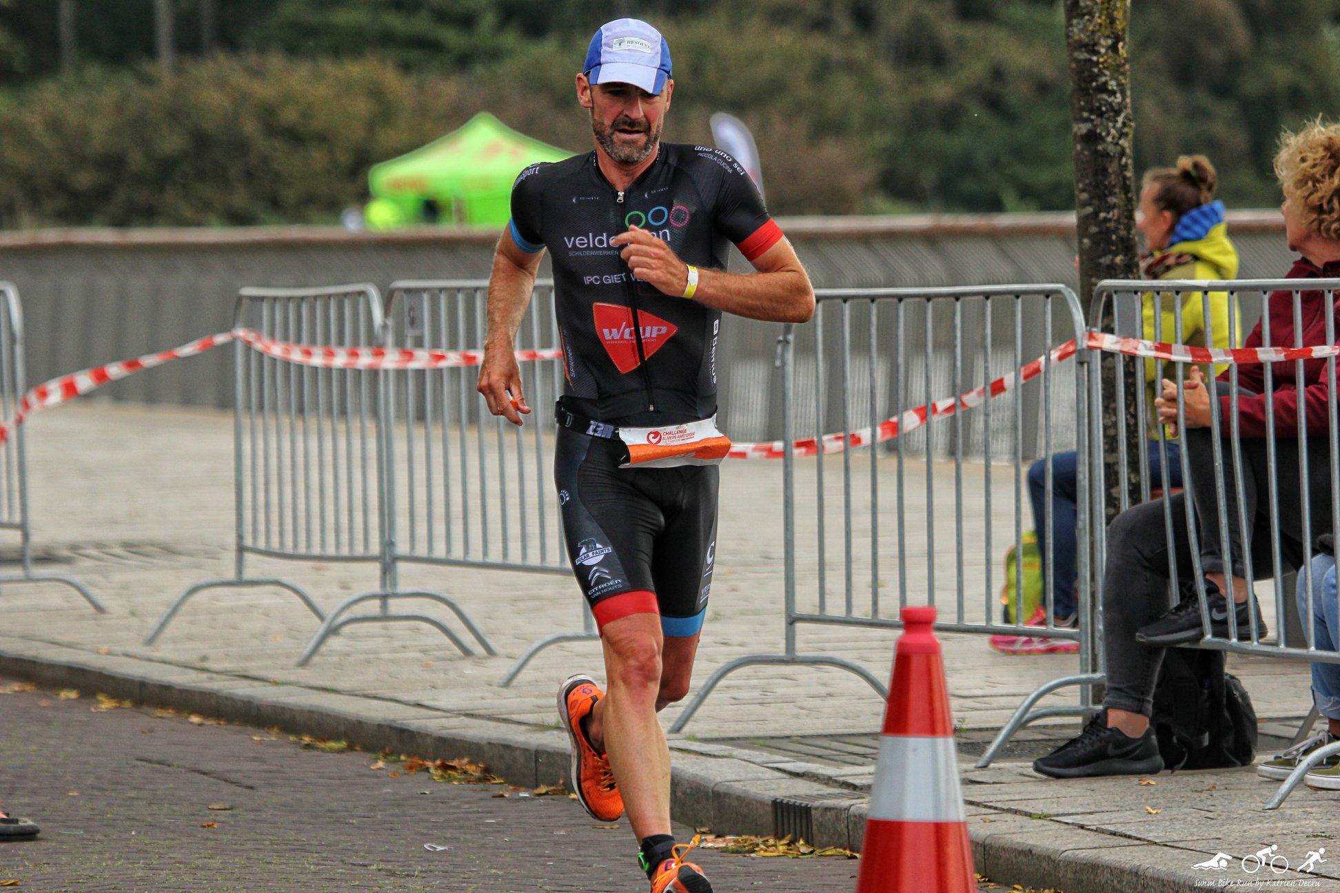 Bruno Clerbout in Almere (foto: Katrien Decru)