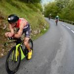 Frederik Van Lierde 70.3 IM Nice bike